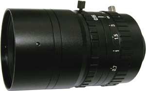 CCTVレンズ 八雲(YAKUMO)大口径F0.95単焦点レンズ(C-mount) YMV1795N
