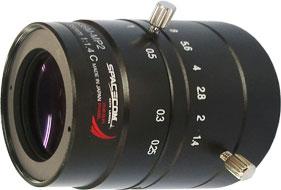 CCTVレンズ SPACECOM (スペース) JHF35M-MP2 3メガ 対応  2/3