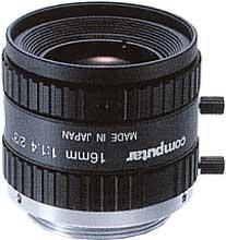 CCTVレンズ CBC(computar)メガピクセルCマウントレンズ:M1614-MP2