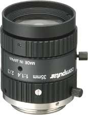 CBC(computar) メガピクセル対応レンズ 単焦点レンズ Cマウントレンズ :M3514-MP