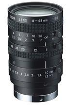 CCTVレンズ RICOH(リコー) FL-HC6Z0810-VG ・手動ズームレンズ Cマウント : PENTAX(ペンタックス) 旧型番(H6Z810)
