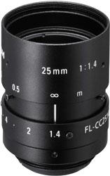 CCTVレンズ RICOH(リコー) FL-CC2514A-2M 焦点距離 25mm 2/3