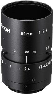 CCTVレンズ RICOH(リコー) FL-CC5024A-2M 焦点距離 50mm 2/3