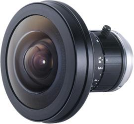 CCTVレンズ フジノン(FUJINON)魚眼(超広角)5メガピクセル対応レンズ FE185C086HA-1 2.7mm F1.6-16 手動 0.2m 1
