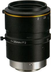 興和(KOWA:コーワ) CCTV交換レンズ LM35JC10M 10メガ対応 35mm 2/3