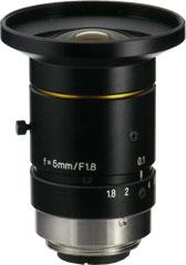 CCTVレンズ 興和(KOWA:コーワ) LM5JC10M 10メガ対応 5mm 2/3