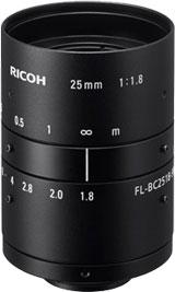 RICOH(リコー) CCTV交換レンズ FL-BC2518-9M 9メガ対応 25mm 1