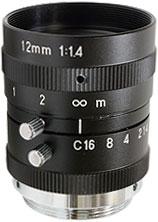 SPACECOM (スペース) CCTV交換レンズ HF12M-2 12mm 1/2
