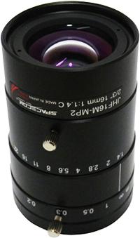 SPACECOM (スペース) CCTV交換レンズ JHF16M-MP2 16mm 2/3