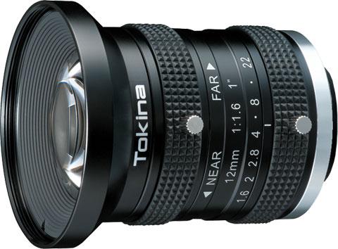 Tokina(トキナー) CCTV交換レンズ KCM-1216UMP5 5メガ対応 12mm 1