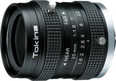 Tokina(トキナー) CCTV交換レンズ KCM-2516UMP5 5メガ対応 25mm 1