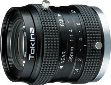 Tokina(トキナー) CCTV交換レンズ KCM-3514UMP5 5メガ対応 35mm 1