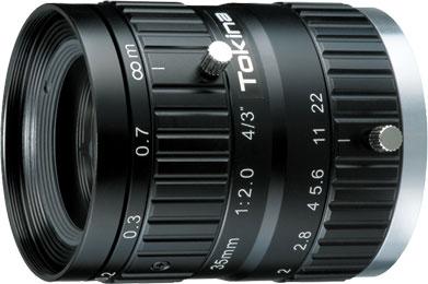 CCTVレンズ Tokina(トキナー) KCM-3520U43MP10 10メガ対応 35mm 4/3