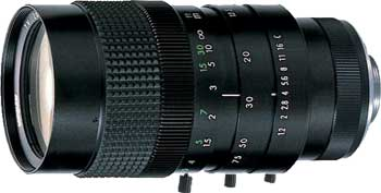 CCTVレンズ CBC M6Z1212-3S 12.5-75mm F1.2-16C 絞り 手動 2/3
