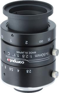 CCTVレンズ CBC(computar) V5028-MPY 1.1