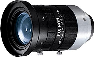 CCTVレンズ フジノン(FUJINON) HF6XA-5M 3~5メガピクセル対応レンズ(2/3