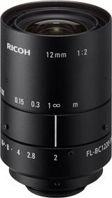 CCTVレンズ RICOH(リコー) FL-BC1220-9M 9メガピクセル対応レンズ(1