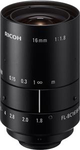 CCTVレンズ RICOH(リコー) FL-BC1618-9M 9メガピクセル対応レンズ(1