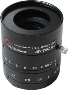 CCTVレンズ SPACECOM (スペース) JHF25M-MP 2/3