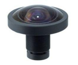 ボードカメラ用レンズ CBC E1222KRY M12xP0.5 1.2mm F2.2 絞り 固定 1/1.7