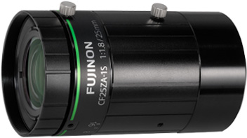 CCTVレンズ フジノン(FUJINON)CF25ZA-1S 23メガピクセル対応レンズ(1.1
