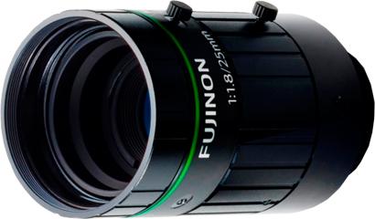 CCTVレンズ フジノン(FUJINON) HF2518-12M 12メガ 焦点距離 25mm Cマウント CCTVレンズ