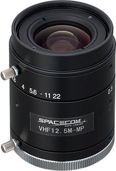 CCTVレンズ SPACECOM (スペース) VHF12.5M-MP 1