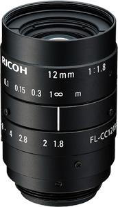 CCTVレンズ RICOH(リコー) FL-CC1218-5MX 5メガピクセル対応(2/3