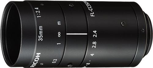 CCTVレンズ RICOH(リコー) FL-CC3524-5MX 5メガピクセル対応(2/3