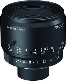 CCTVレンズ RICOH(リコー) FL-YFL3528 ラインセンサーカメラ用レンズ(Fマウント)