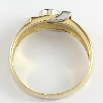 【送料無料】【中古】◎K18/PT900 ダイヤモンドリング 指輪 D0.31 おしゃれ レディース 女性 かわいい 可愛い オシャレ 価格見直し0711 【SH】