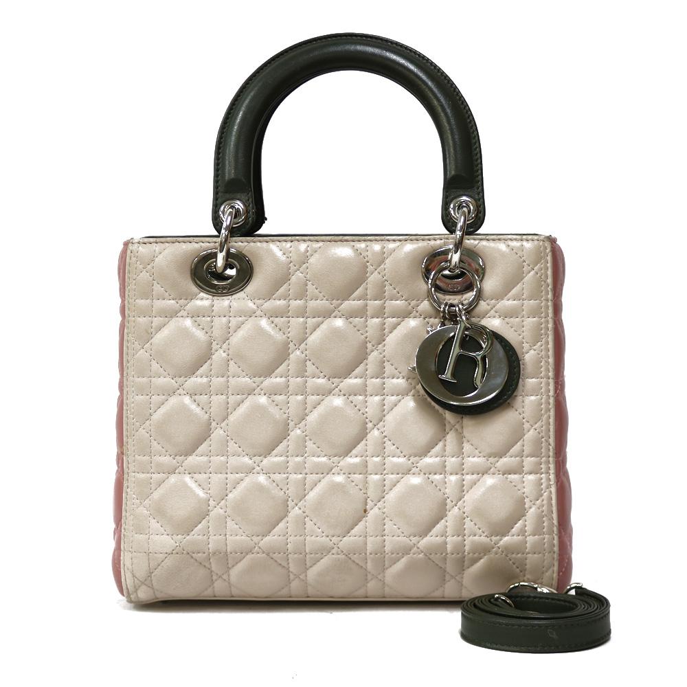 ショルダーバッグ おしゃれ Dior レディース かわいい 【送料無料】【中古】 Christian メンズ プレゼント ギフト クリスチャンディオール ハンドバッグ