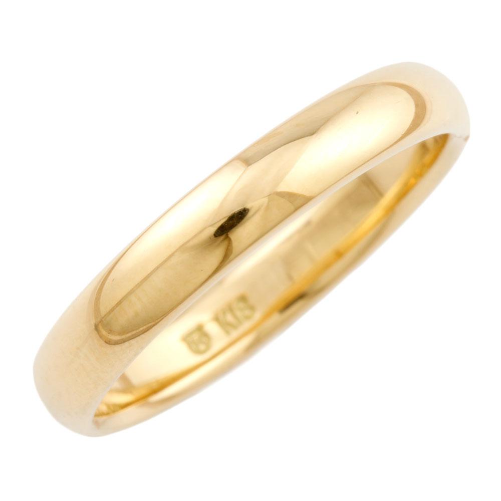 【送料無料】【中古】 MIKIMOTO ミキモト K18 リング 指輪 15号 レディース おしゃれ かわいい おすすめ ギフト プレゼント 18金 K18ゴールド