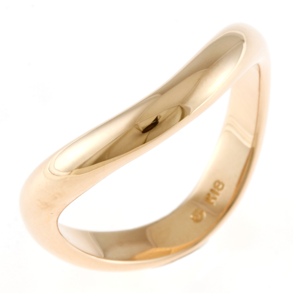 ジュエリー 大人気 ミキモトの リング 指輪 送料無料 中古 MIKIMOTO ミキモト AL完売しました K18PG 11号 ゴールド プレゼント K18ピンクゴールド ギフト おすすめ 18金 BIM BJ レディース おしゃれ かわいい
