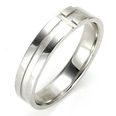 【送料無料】【新品】SV925 クロスペアリング 指輪 メンズ シルバー かわいい 可愛い オシャレ