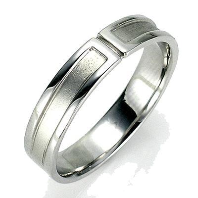 【送料無料】【新品】K10 K10WG K10PG ホーニングデザインペアリング 指輪 メンズ 10金 かわいい 可愛い オシャレ