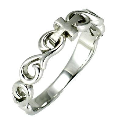 【送料無料】【新品】K10 K10WG K10PG タトゥーラインペアリング 指輪 メンズ 10金 かわいい 可愛い オシャレ