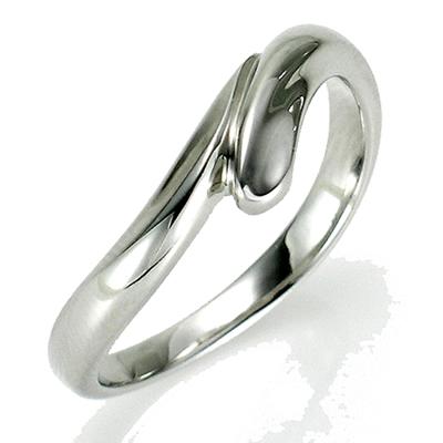 【送料無料】【新品】K10 K10WG K10PG V字ラインペアリング 指輪 メンズ 10金 かわいい 可愛い オシャレ