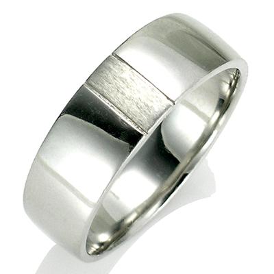 【送料無料】【新品】SV925 ワイドデザインペアリング 指輪 メンズ シルバー かわいい 可愛い オシャレ