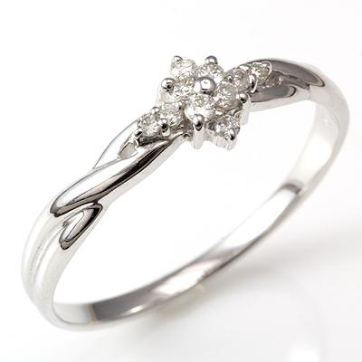 【送料無料】【新品】K18 K18WG K18PG ダイヤデザインリング 指輪 18金 おしゃれ レディース 女性 かわいい 可愛い オシャレ