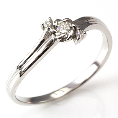 【送料無料】【新品】K10 K10WG K10PG ダイヤリング 指輪 10金 おしゃれ レディース 女性 かわいい 可愛い オシャレ