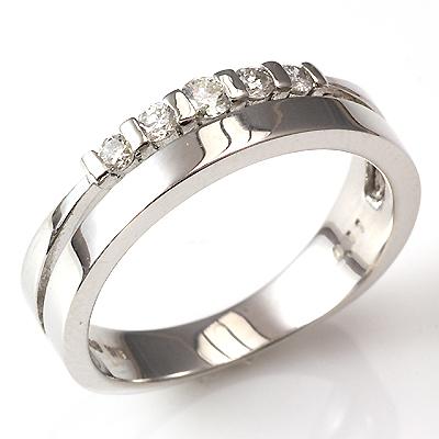 【送料無料】【新品】K10 K10WG K10PG ダイヤ2連風ピンキーリング 指輪 10金 ファランジリング  おしゃれ レディース 女性 かわいい 可愛い オシャレ