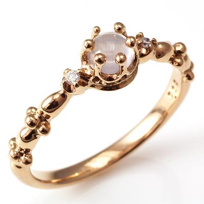 【送料無料】【新品】K18PG クラシカルデザインリング 指輪 18金 おしゃれ レディース 女性 かわいい 可愛い オシャレ