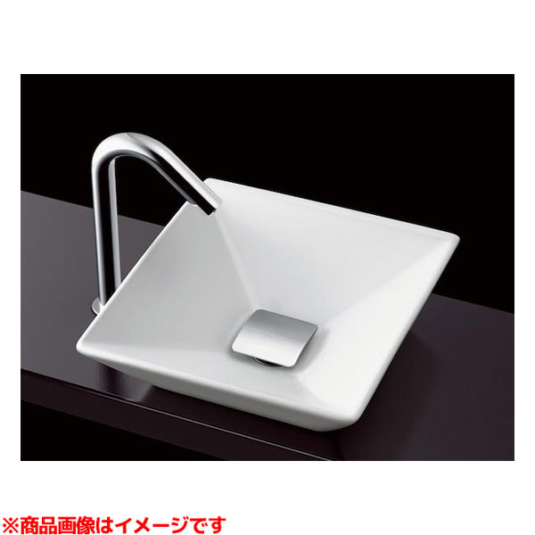 【L 712 #NG2】 《TKF》 TOTO ベッセル式手洗器 ωγ0