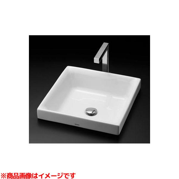 【LS715 #NW1】 《TKF》 TOTO ベッセル式洗面器 ホワイト ωγ0