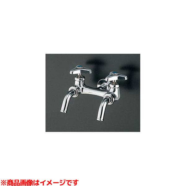 【T 250SN】 《TKF》 TOTO 横水栓(吐水口回転、2口、節水) ωγ0