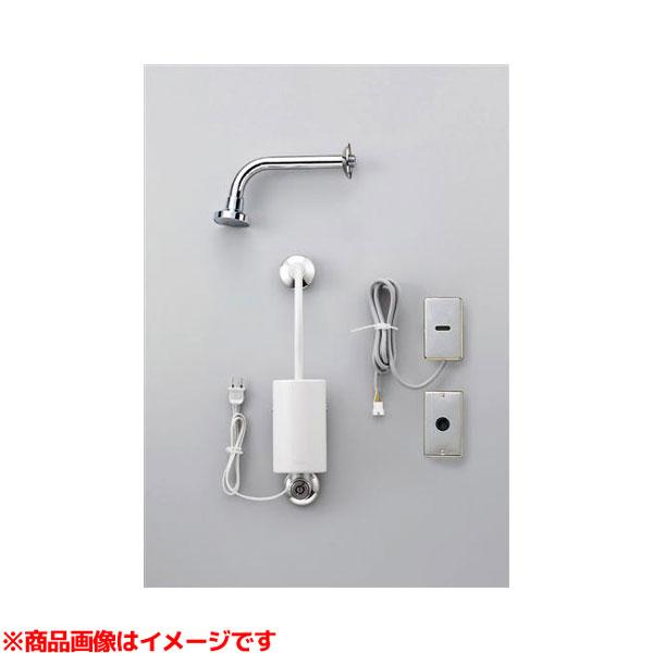 【TEN482】 《TKF》 TOTO 壁付自動水栓(単水栓、AC100V、光電センサー埋込形) ωγ0