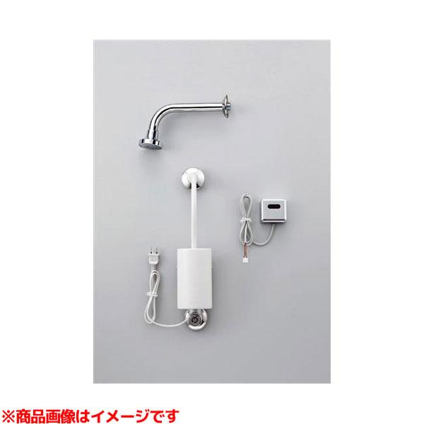 【TEN581】 《TKF》 TOTO 壁付自動水栓(サーモ、AC100V、光電センサー露出形) ωγ0