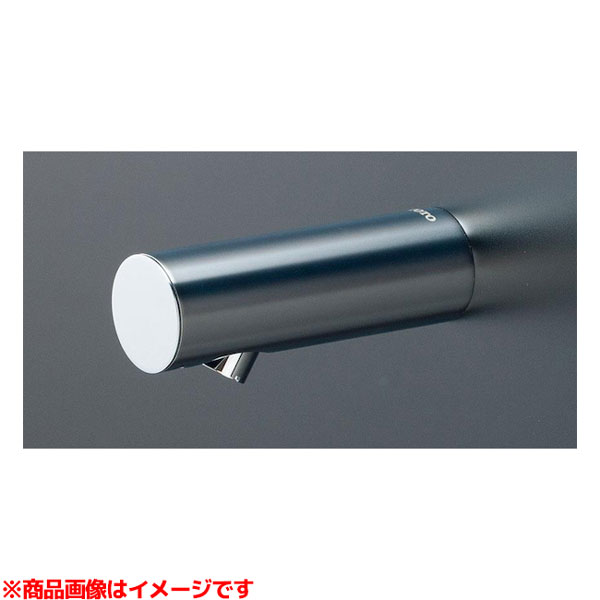 【TENA126AW】 《TKF》 TOTO 壁付自動水栓(サーモ、発電) ωγ0