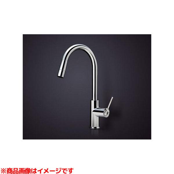 【TKWC35ES】 《TKF》 TOTO 台付シングル混合水栓(エコシングル、ハンドシャワー) ωγ0